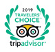 2019 TRAVELERS' CHOICE® trip advisor®
