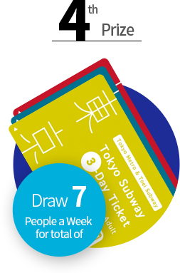 Draw 7 People a Week for total of