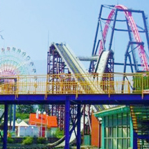 Fuji-Q Highland, Fun Night and Day!