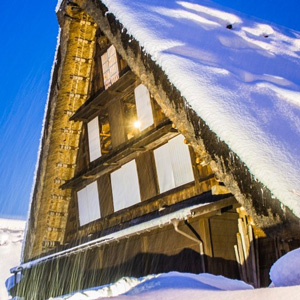 Fairytale Winter Tour: Shirakawa-Go