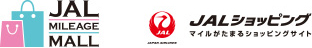 JAL 哩程 JAL MILEAGE MALL、JAL 購物